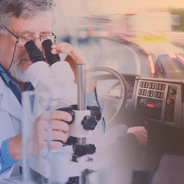 Exame toxicológico divide opiniões entre os motoristas