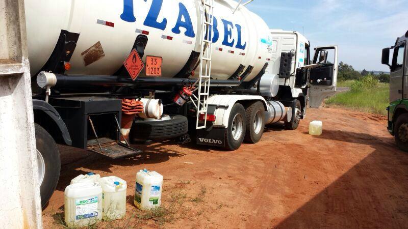 Roubo de combustíveis preocupa transportadores no Sul do país