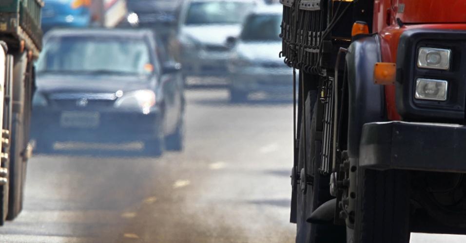 95% dos veículos produzidos no mundo são emissores de GEE