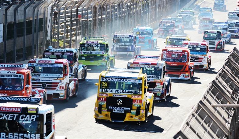 Fórmula Truck volta a Interlagos dois anos depois
