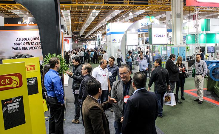 Feira Internacional de Pneus, Pneushow, apresenta soluções e novidades para o Brasil e América Latina
