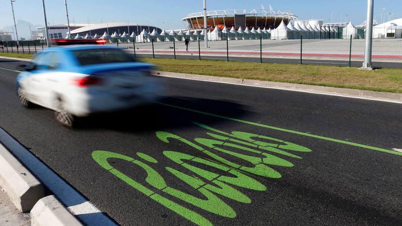 Começam mudanças e restrições no trânsito do Rio para os Jogos Olímpicos