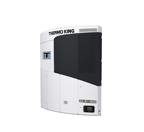Thermo King lança novo equipamento de refrigeração para semirreboques SLXe 400