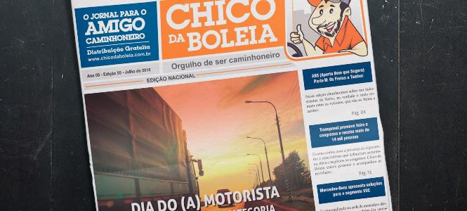 55ª Edição Nacional – Jornal Chico da Boleia