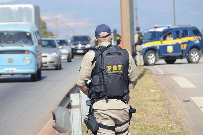 PRF reforça fiscalização combater criminalidade na Olimpíada