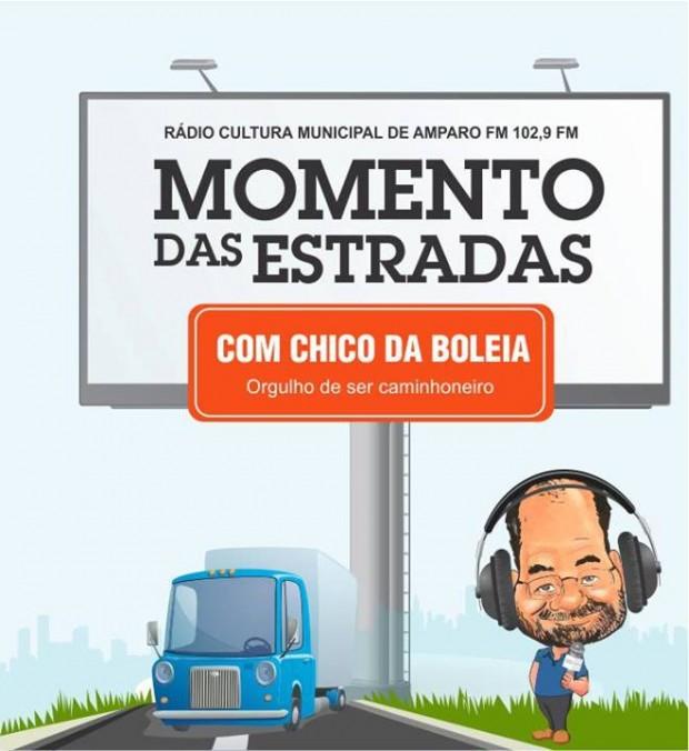 Programa Momento das Estradas – Edição 694