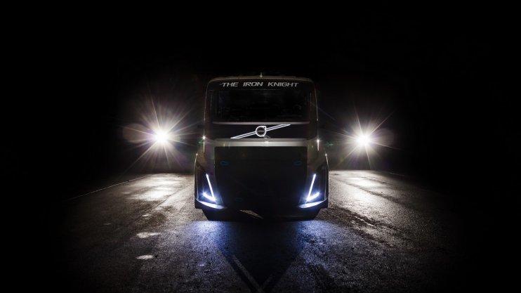 Volvo prepara caminhão para passar dos 250 km/h