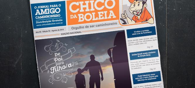 56ª Edição Nacional – Jornal Chico da Boleia
