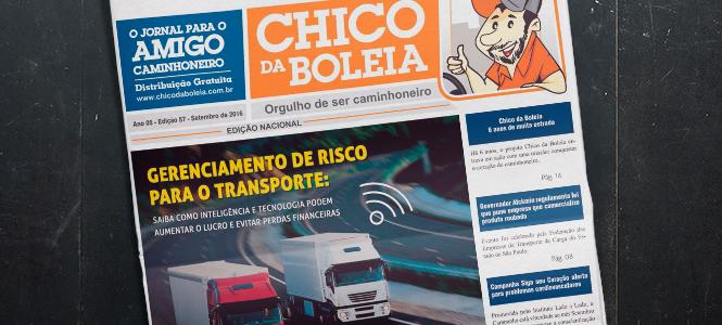 57ª Edição Nacional – Jornal Chico da Boleia