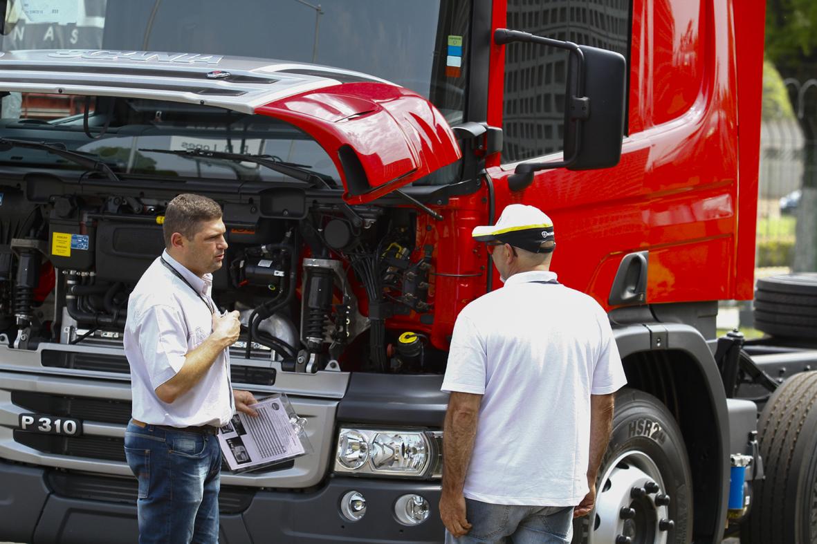 Competição da Scania que vale um caminhão 0 km já tem 30 classificados