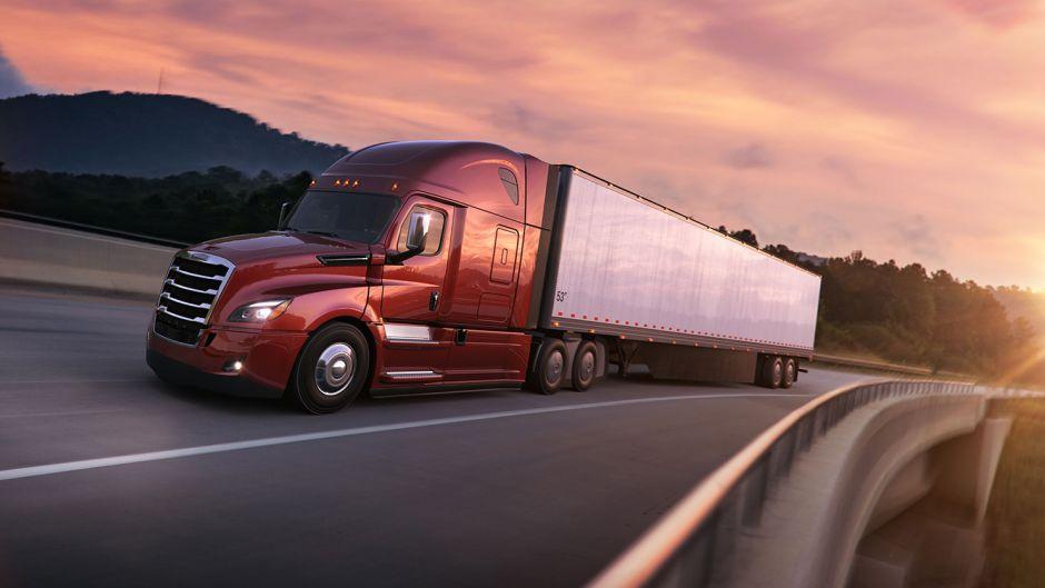 Freightliner apresenta o novo Cascadia no mercado norte-americano
