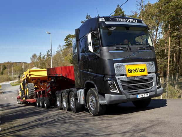 Inovações facilitam a condução dos caminhões Volvo