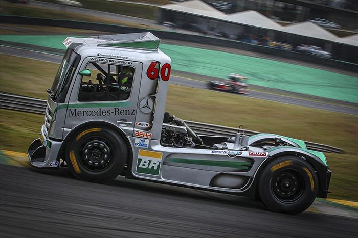 Fórmula Truck | A Emoção de Correr em Interlagos