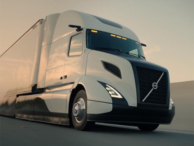 SuperTruck, da Volvo, promete revolucionar os pesados