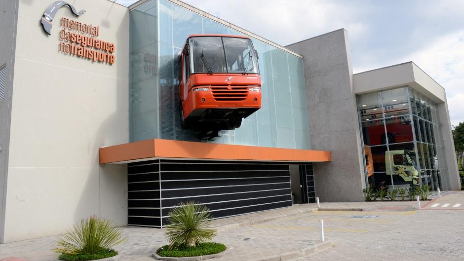 Memorial da Segurança no Transporte é inaugurado em Curitiba, no Paraná