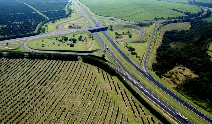 Rodovias Arteris estão entre as melhores do país