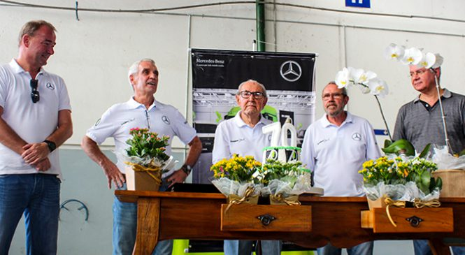 [VÍDEO] Concessionária Irmãos Davoli promove evento para celebrar 70 anos