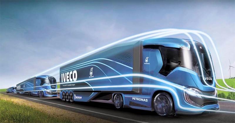 Iveco apresenta o Z Truck, caminhão-conceito da marca