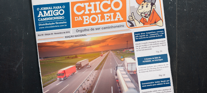 59ª Edição Nacional – Jornal Chico da Boleia