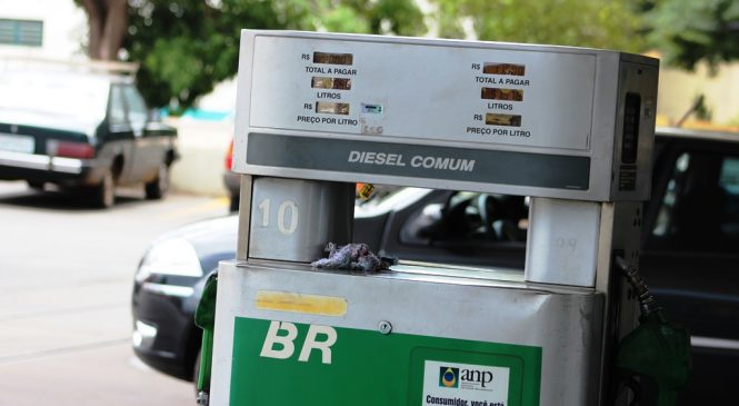 Petrobras anuncia queda no preço do diesel nas refinarias