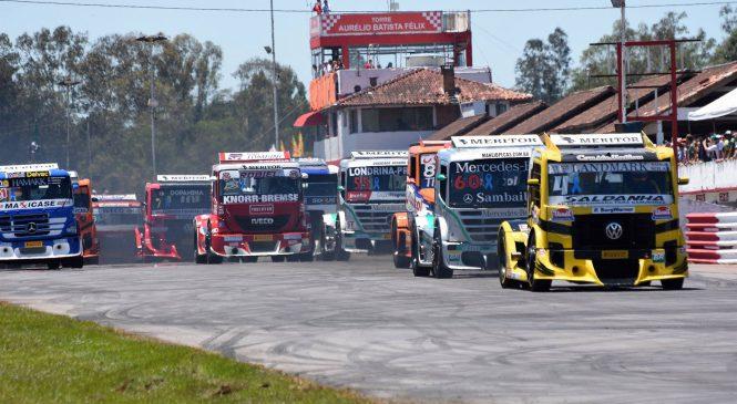 Felipe Giaffone Vence A Penúltima Prova Da Truck