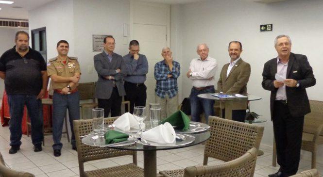 Chico da Boleia participa de Almoço Executivo e entrega do novo Planejamento Estratégico do Transcares