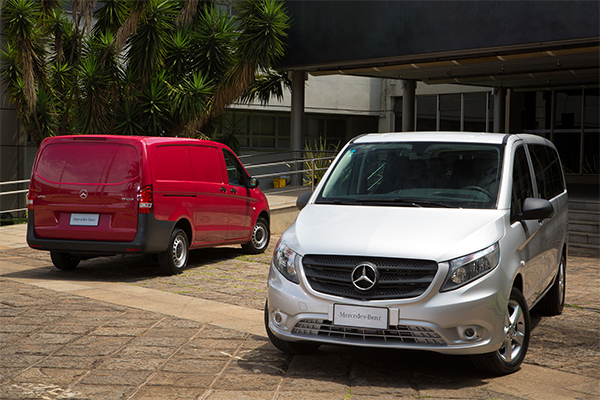 Mercedes-Benz conquista Top de Marketing ADVB com lançamento do Vito