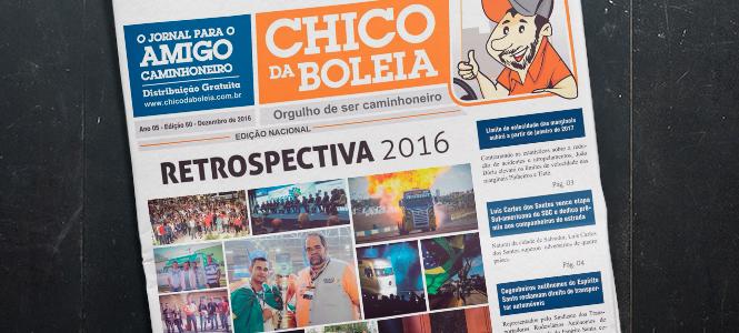 60ª Edição Nacional – Jornal Chico da Boleia