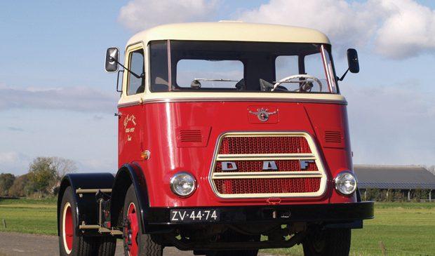 T1300 era estrela da DAF nos anos 1960
