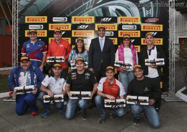 Pirelli comemora primeiro ano como fornecedora de pneus para a Fórmula Truck