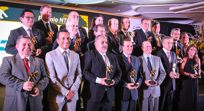 NTC&Logística apresenta vencedores do Prêmio NTC Fornecedores do Transporte de 2016