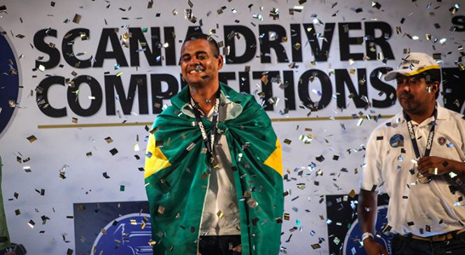 [VÍDEO] Scania Driver Competitions Final America Latina 2016