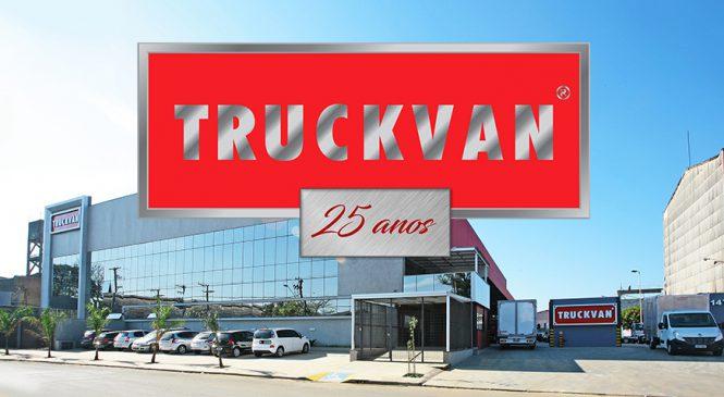 Truckvan comemora 25 anos e espera crescer mais de 20% em 2017