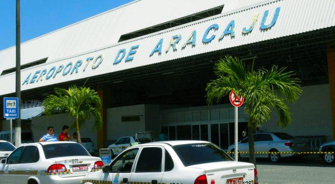 Aeroporto de Aracaju tem crescimento de 3,2% em receitas comerciais