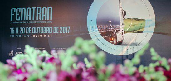 FENATRAN 2017 é lançada em São Paulo