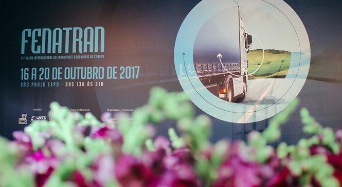 Fenatran 2017 deve refletir a retomada de crescimento do setor
