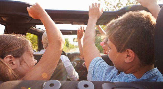 Férias na estrada: atitudes recomendadas para garantir a segurança de todos