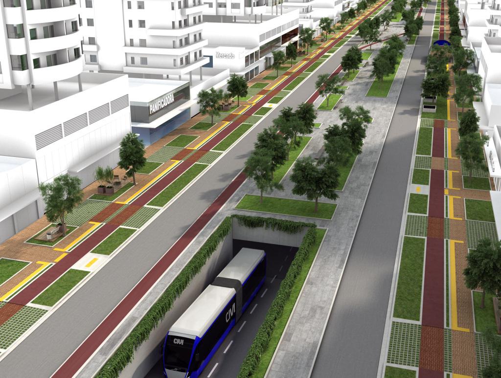Tecnologia no transporte público, Curitiba está com projeto de um sistema ecológico e conectado