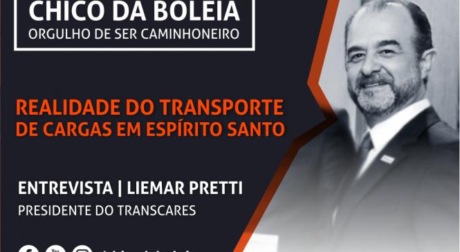 [VÍDEO] A opinião do Sindicato das Empresas de Transporte Rodoviário de Carga do Espírito Santo