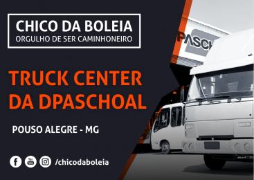 [VÍDEO] Conheça o Truck Center da Dpaschoal   Pouso Alegre – MG
