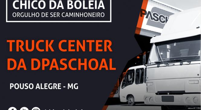 [VÍDEO] Conheça o Truck Center da Dpaschoal | Pouso Alegre – MG