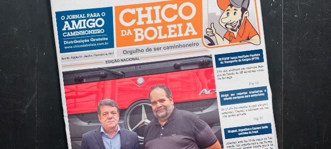 61ª Edição Nacional – Jornal Chico da Boleia