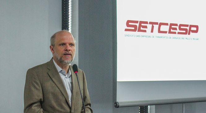 Secretário de Mobilidade e Transportes de São Paulo vai ao SETCESP