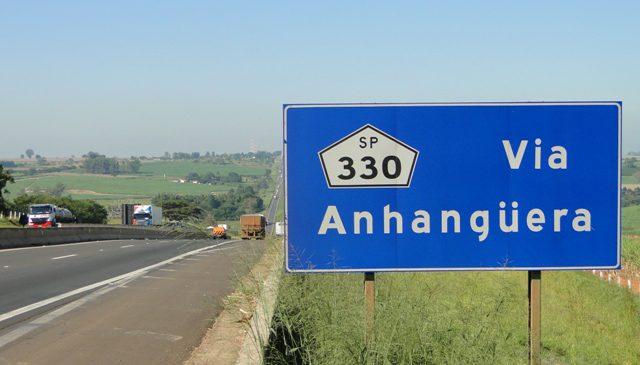 Via Anhanguera é recordista em roubo de cargas