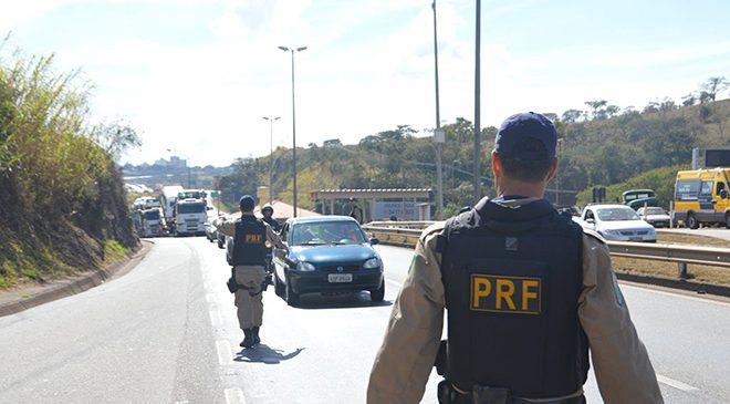 Operação da PRF para o Carnaval começa nesta sexta-feira em todo o Brasil