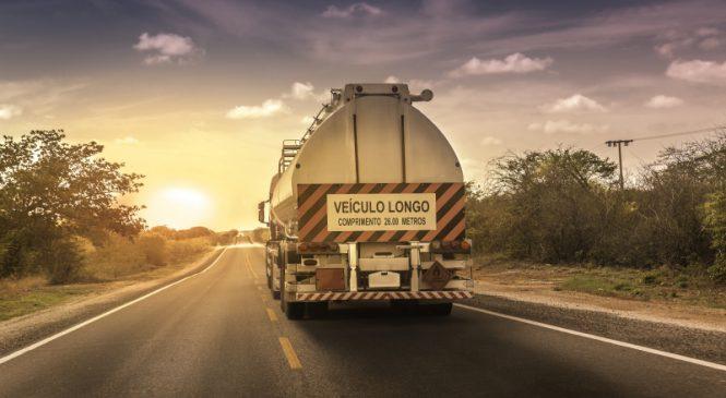 Pesquisa amplia produtividade na operação de cargas perigosa