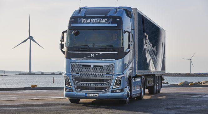 Volvo lança edição Ocean Race das linhas FH e FH16 na Europa