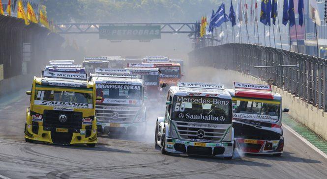 Ingressos à venda para corrida da F Truck no Uruguai