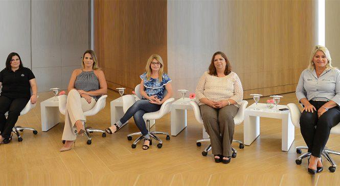 Mulheres empreendedoras contam histórias  de sucesso no transporte com a Sprinter