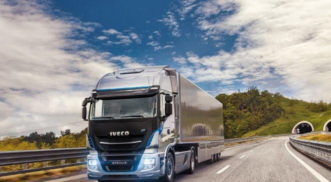 IVECO entrega na Itália lote de 610 caminhões para o Grupo Lannutti